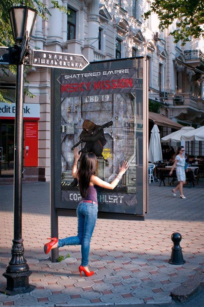 Billboard Mercy Mission