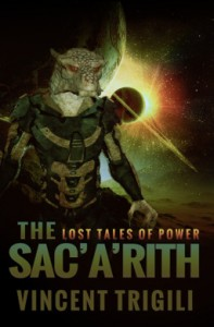 The Sac'a'rith by Vincent Trigili