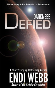 Darkness Defied by Endi Webb
