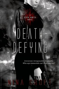 Death Defying by Nina Croft