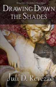 Drawing down the Shades by Juli D. Revezzo