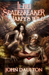 Ilbai Spadebreaker and the Harpy's Wild