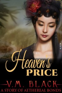 Heaven's Price by V.M. Black