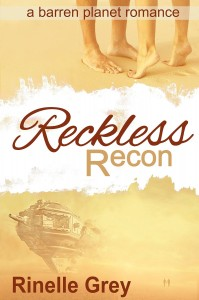 Reckless Recon by Rinelle Grey