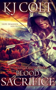 Blood Sacrifice by K.J. Colt