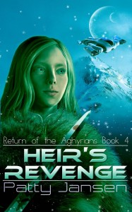 Heir's Revenge by Patty Jansen