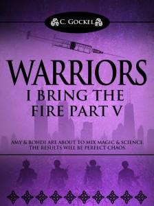 Warriors by C. Gockel