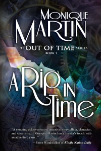 A Rip in Time by Monique Martin