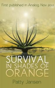Survival in Shades of Orange by Patty Jansen