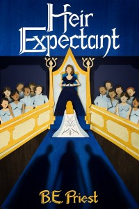 Heir Expectant by B.J. Priest