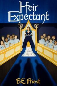Heir Expectant by B.J. Priest