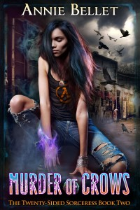 Murder of Crows by Annie Bellet