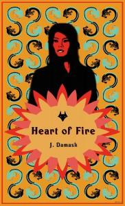 Heart of Fire by J. Damask