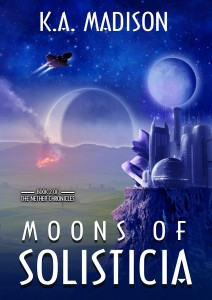 Moons of Solisticia by K.A. Madison