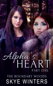 Alpha's Heart by Skye Winters