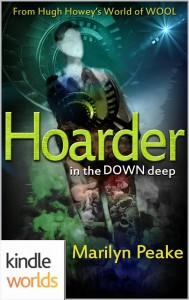 Hoarder in the Down Deep