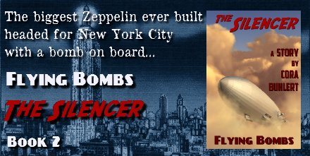 Twitter ad: Flying bombs