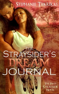 The Straysider's Dream Journal by Stephanie Tsikrikas