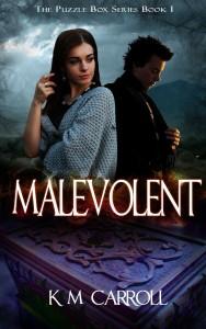 Malevolent by K.M. Carroll