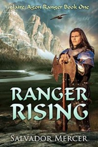 Ranger Rising by Salvador Mercer