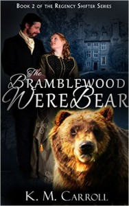 The Bramblewood Werebear by K.M. Carroll