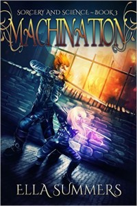 Machination by Ella Summers