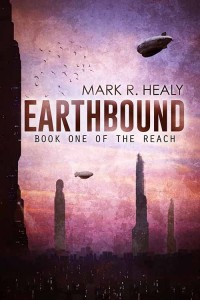 Earthbound by Mark R. Healy