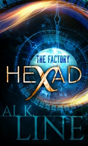 Hexad: The Factory by Al K. Line