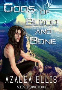 Gods of Blood and Bone by Azalea Ellis