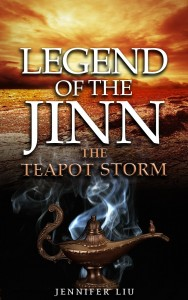 Legend of the Jinn by Jennifer Liu