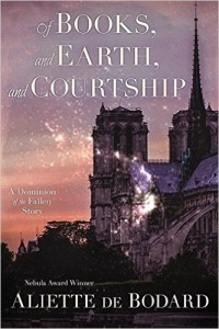 Of Books, and Earth, and Courtship by Aliette de Bodard