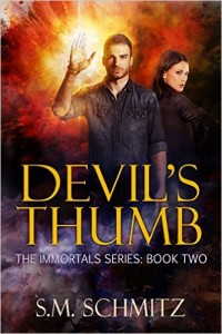 Devil's Thumb by S.M. Schmitz
