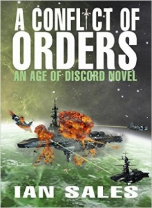 A Conflict of Orders by Ian Sales