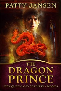 The Dragon Prince by Patty Jansen