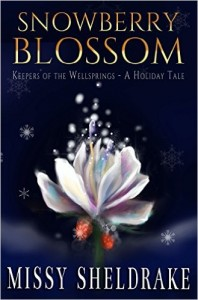 Snowberry Blossom by Missy Sheldrake