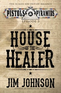 House of the Healer by Jim Johnson