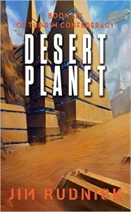 Desert Planet by Jim Rudnick