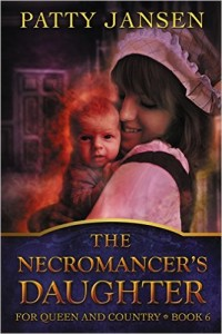 The Necromancer's Daughter by Patty Jansen