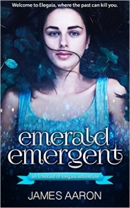 Emerald Emergent by James Aaron