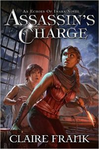 Assassin's Charge by Claire Frank