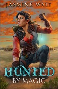 Hunted by Magic by Jasmine Walt