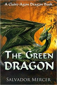 The Green Dragon by Salvador Mercer