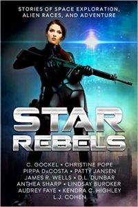 Star Rebels anthology