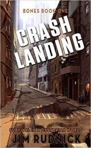 Crash Landing by Jim Rudnick