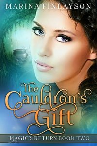 The Cauldron's Gift by Marina Finlayson