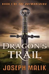 Dragon's Trail by Joseph Malik
