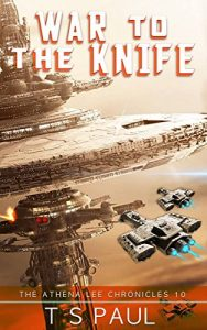 War to the Knife by T.S. Paul