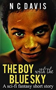 The Boy with the Blue Sky by N.C. Davis