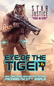 Eye of theTiger by Michael-Scott Earle