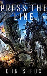Press the Line by Chris Fox